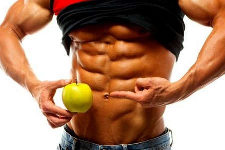 Особливості тренування і дієти (меню) в період сушіння тіла для чоловіка: спеціальна програма