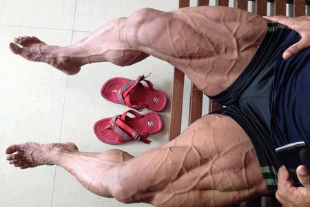 Способи швидкого накачування ніг в домашніх умовах чоловіків