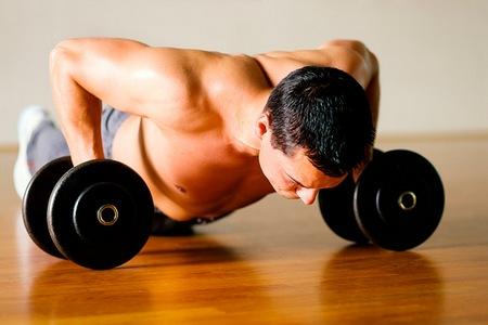 Особливості кращих видів віджимань від підлоги на різні групи м'язів