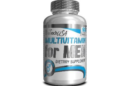 Огляд найефективніших спортивних вітамінів для чоловіка (з відгуками)