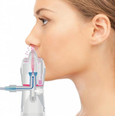 небулайзер для носа взрослого