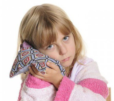 компресс для больного уха