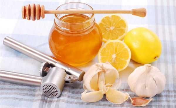 мёд от насморка у детей