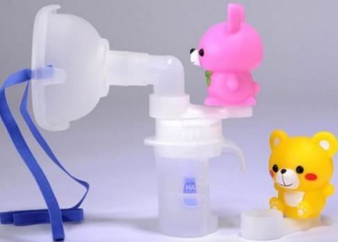 компрессионный ингалятор для детей