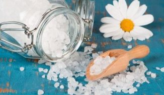 использование соли при тонзиллите