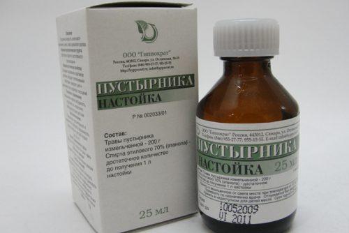пустырник для лечения гриппа