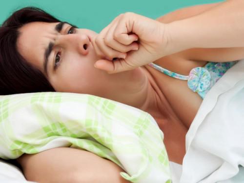 ночной кашель у взрослого