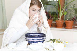 ингаляция от простуды
