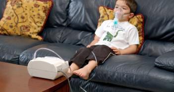 лекарство от насморка для небулайзера для детей