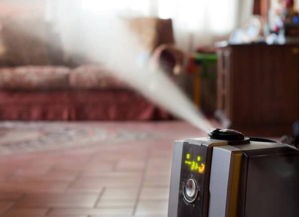 поддержание влажности воздуха в квартире для беременныз
