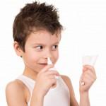 чем лечить начинающийся насморк у ребенка
