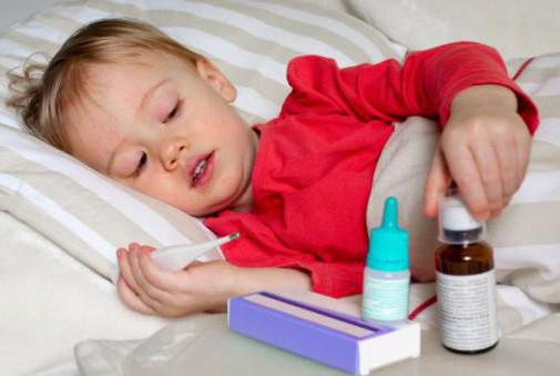 лечение ларингита +у детей +в домашних условиях