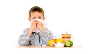 профилактика и лечение простуды у детей