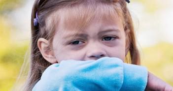 лающий кашель без температуры