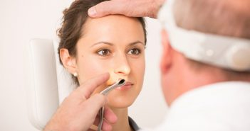 искривление носовой перегородки диагностика