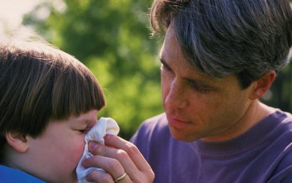 гайморит у детей 4 лет симптомы