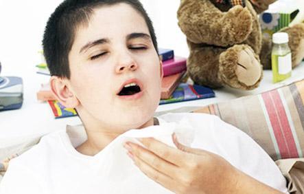 сухой кашель по утрам у детей
