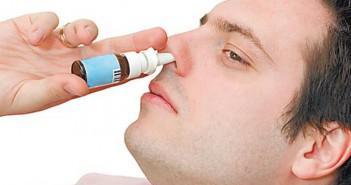 закапывание носа каплями тизин взрослому