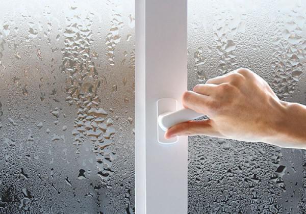 низкая влажность в помещении