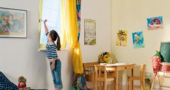проветривание детской комнаты