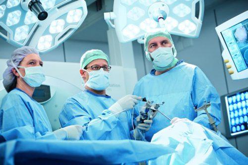 хирургия при этмоидите