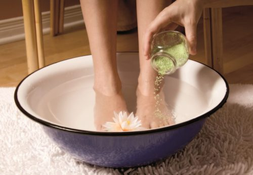 ванночки для ног для лечения трахеита