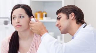 Серозное воспаление уха