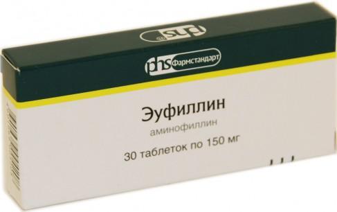 Эуфиллин от ларингита