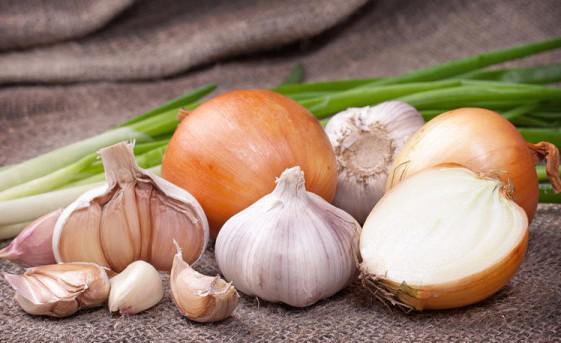 лук и чеснок для лечения кашля