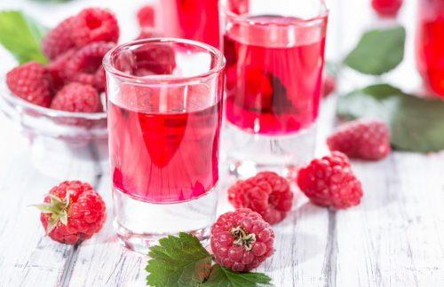 настойка из сухих ягод малины