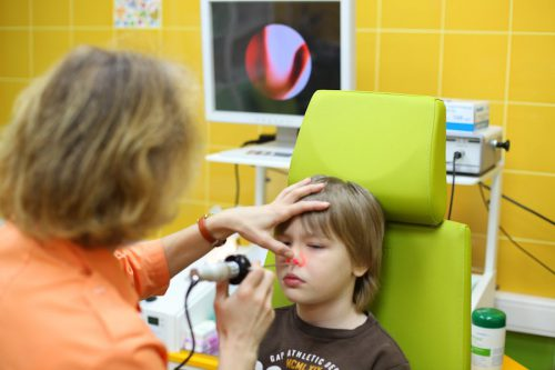 аденотомия у детей