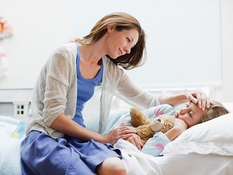 Общие рекомендации по уходу за больным ребенком