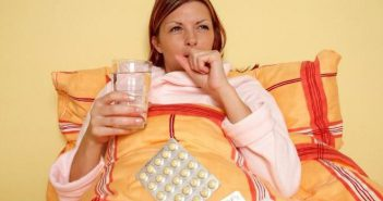 профилактика простуды беременной