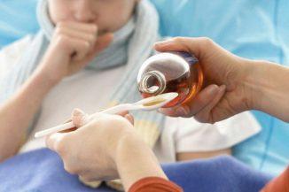 сухой кашель +при трахеите