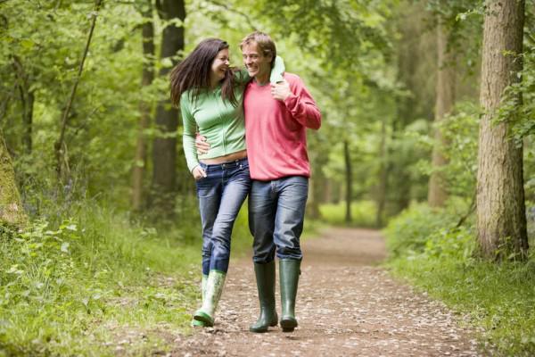 прогулки и проветривание помещения от заложенности носа