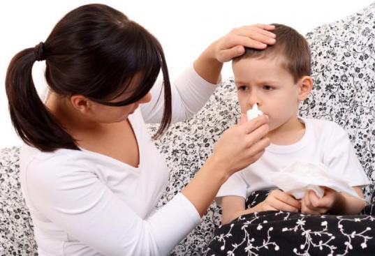 как лечить гайморит у ребенка 3 года