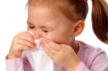 У грудничка кашель с мокротой