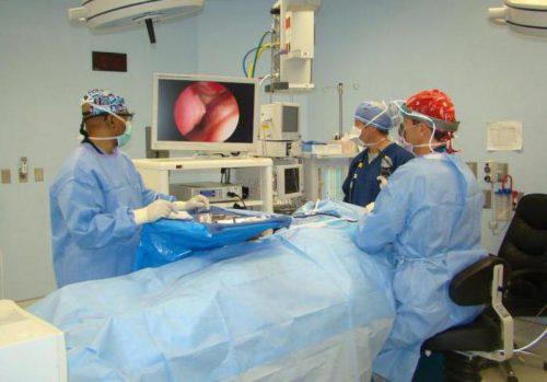 хирургическая терапия сфеноидита