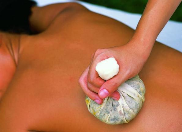 массаж от кашля