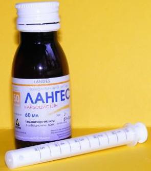 муколитические средства лечение кашля у грудничка