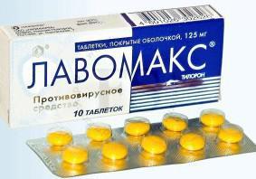 противовирусные или антибактериальные препараты