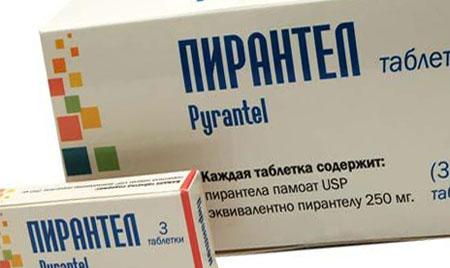 Лечение энтеробиоза