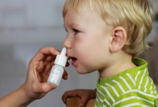 как капать альбуцид в нос ребенку