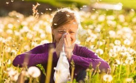 Фото симптомов аллергического ринита у ребенка