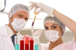 анализ крови нормы мно