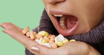 Список антибиотиков при ангине