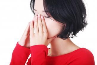 Применение антибиотиков при гайморите