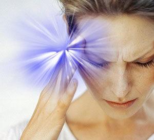 аура при мигрени