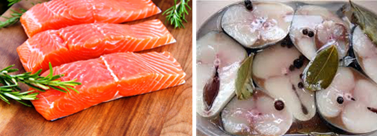 свежепросоленная рыба может вызвать ботулизм
