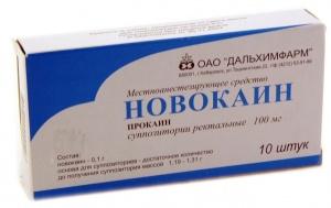 Новокаин используют в компрессах в качестве анальгетика